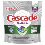 Procter & Gamble 80704 Cascade 14CT Action Pac