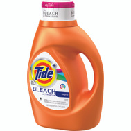 Procter & Gamble 87544 Tide 50 Ounce Tide Bleach 2 By Liq