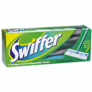 Procter & Gamble 92815 Swiffer Swiff Dry/Wet Sweep Kit