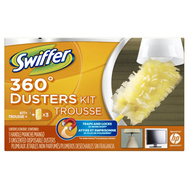 Procter & Gamble 3700092927 Swiffer 360 Starter Kit With 2 Refills