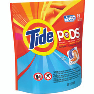 Procter & Gamble 93119 Tide Tide Pods - 16Ct Clean Breeze