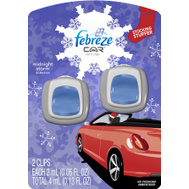 Procter & Gamble 81132 Febreze Fbrz Car Midstrm 8/2Ct 2 Pack