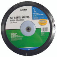 Arnold 1275-B 12 By 1 3/4 Inch Steel 90# Ribbed Tread
