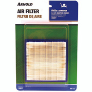 Arnold BAF-115 Air Filter Paper Briggs And Stratton 399877 Quantum Series