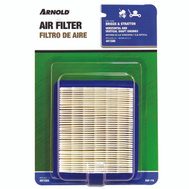 Arnold BAF-119 Air Filter Paper Briggs And Stratton 491588 1 6Hpqnt