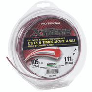 Arnold WLX-H105 Xtreme 0.105 Inch Trimmer Line 6 Refills
