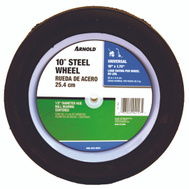 Arnold 1075-B 10 By 2 3/4 Inch Steel 80# Ribbed Tread