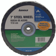 Arnold 490-321-0001 7 By 1 1/2 Inch Steel 50# Diamond Tread