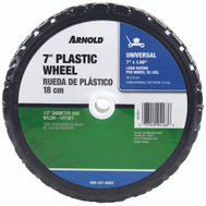 Arnold 490-321-0002 7 Inch By 1 1/2 Inch Plastic 50# Diamond Tread