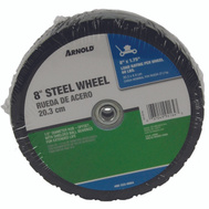 Arnold 490-322-0004/875B 8 By 1 3/4 Inch Steel 60# Diamond Tread
