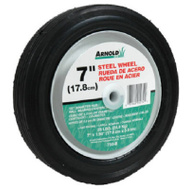 Arnold 490-321-0003 7 By 1 1/2 Inch Steel 55# Ribbed Tread