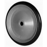 Arnold 490-325-0008 4 1/2 By 1/2 Inch Steel Utility Wheel