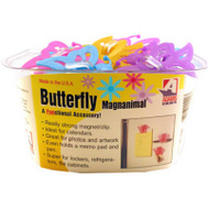 Adams 1320-53-3848 Powerful Butterfly Magnet Clips