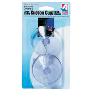 Adams 6000-74-3040 Large Suction Cups With Hook