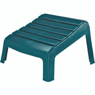 Adams 8380-16-3731 Ottoman Adirondak Hunter Green