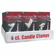 Adams 1550-99-1040 4CT Wind Candle Clamps