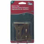 Adams 1450-99-1040 2CT Brick Clips