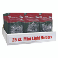 Adams 7501-00-1040 Suction Cup Light Holder 25 Pack