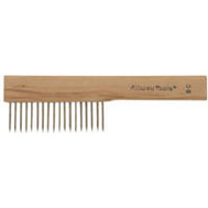 Linzer BC Comb Paint Brush Carded Steel