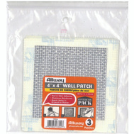 Allway WP4-3 Patch Repair Drywall 4x4in 3pk
