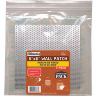 Allway WP6-3 Patch Repair Drywall 6X6in 3Pk