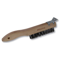 Allway WBS416 Shoe Hand Wire Brush