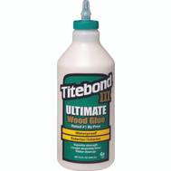 Franklin 1415 Titebond Wood Glue Waterproof 1 Quart Titebond Iii