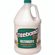 Franklin 1416 Titebond Wood Glue Waterproof 1 Gallon Titebond Iii