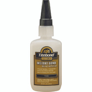 Franklin 6201 Instant Bond Wood Adhesive Thin 2 Ounces