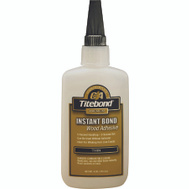 Franklin 6202 Instant Bond Wood Adhesive Thin 4 Ounce