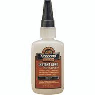 Franklin 6211 Instant Bond Wood Adhesive Medium 2 Ounces