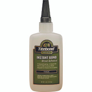 Franklin 6222 Instant Bond Wood Adhesive Thick 4 Ounce