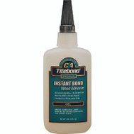 Franklin 6232 Instant Bond Wood Adhesive Gel 4 Ounce