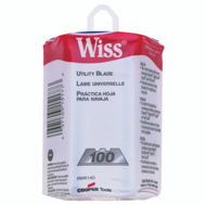 Wiss RWK14D Utility Knife Blade 100 Dispenser