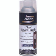 Deft PPG 010-13 Clear Gloss Wood Finish Lacquer Spray