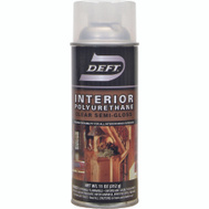 Deft PPG 224-13 Semi Gloss Polyurethane Oil Based Interior Spray