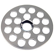 Danco 80061 Strainer Flat 1-5/8In Od Chrm