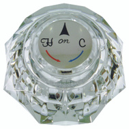 Danco 80967 Single Handle Style Clear Acrylic