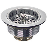 Danco 81077 Strainer Sink Twist 3-1/2In Ss