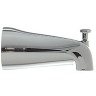 Danco 88434 Tub Spout 1/2Slip W/Divrt Chrm