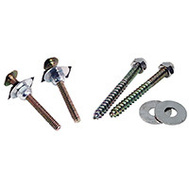 Danco 88986 Bolt/Screw Closet Set