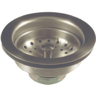 Danco 89302 Strainer Basket 3-1/2 Brsh Nic