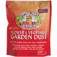 Bonide 258 Captain Jacks Gardendust Flower/Veg 4 Pound