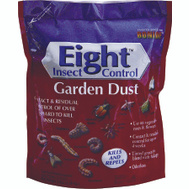Bonide 786 Eight 3 Pound Insect Control Insecticide Garden Dust