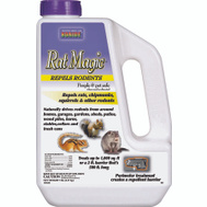 Bonide 863 Repellent Rodent Rat Magic