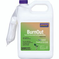 Bonide 7492 Grass And Weed Control Rtu Gal