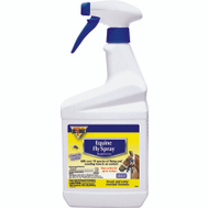 Bonide 46180 Revenge Fly Spray Rtu Equine Quart