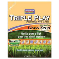 Bonide 60277 Seed Grass Rye Trple Play 20 Pound