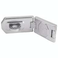 Master Lock A875D American Lock Hasp Single Hinge 6-1/4 In