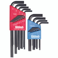 Eklind 10022 Hex L 22 Piece Combo Hex Key Set